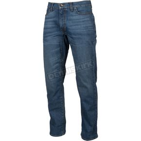 Cobalt K Forty 2 Straight Stretch Denim Jeans
