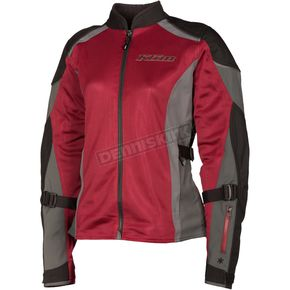Women's Malbec/Castlerock Gray Avalon Jacket