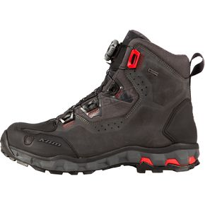 Asphalt/High-Risk Red Outlander GTX Boots
