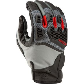 Monument Gray/Redrock Baja S4 Gloves