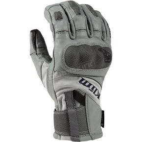 Monument Gray Adventure GTX Short Gloves