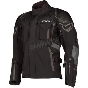 Stealth Black Kodiak Jacket - 3721-002-350-001