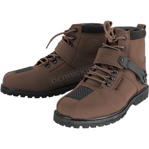 Brown Outbreak Boots