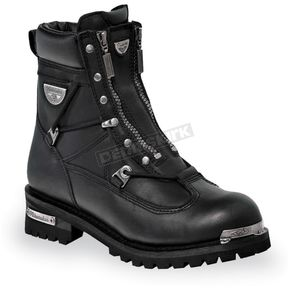 Milwaukee Motorcycle Clothing Co. Throttle Leather Boots - MB440