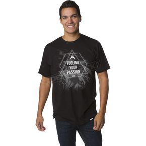 509 Black Peak T-Shirt - 509-CLO-PET-LG