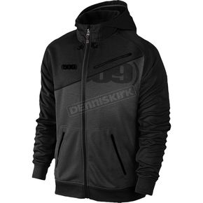 509 Black Tech Zip Hoody - 509-CLO-T5BZ-SM
