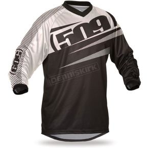 509 White Windproof Jersey - 509-JER-WPW-XL