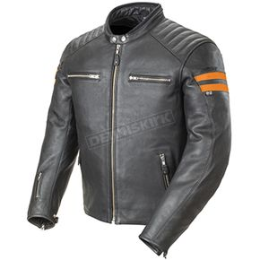 Joe Rocket Black Classic '92 Jacket - 1326-2504
