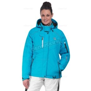 CKX Women's Blue/Gray Zenith Jacket - 601454