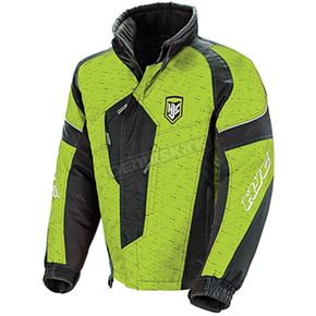 HJC Green/Black Storm Jacket - 1501-044
