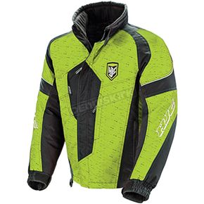 HJC Youth Green/Black Storm Jacket - 1505-042