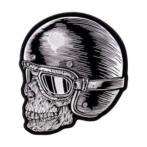 Hot Leathers Z Rider Skull Head 4