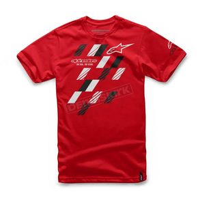 Alpinestars Red GP Class T-Shirt - 101672037030XL