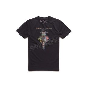 Alpinestars Black 101 T-Shirt  - 10167300610M