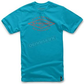 Alpinestars Turquoise Expedition T-Shirt - 101672006762X