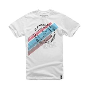 Alpinestars White Robust T-Shirt - 101672015020M