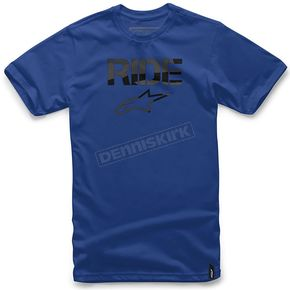 Alpinestars Blue Ride Stealth T-Shirt - 10167201479S