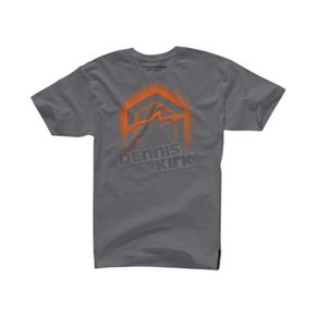 Alpinestars Charcoal Thermal T-Shirt - 10457200618S