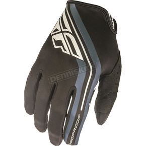 Fly Racing Black Windproof Lite Gloves - 369-14012