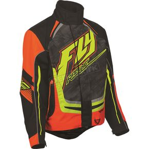 Fly Racing Orange/Black SNX Pro 2016 Jacket - 470-31872X