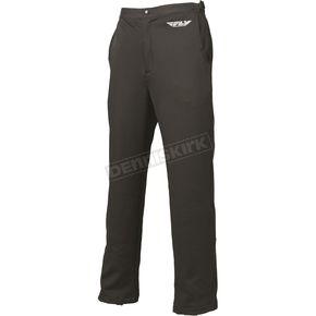 Fly Racing Black Mid Layer Pants - 354-6100L