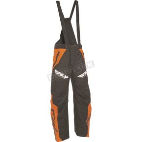 Fly Racing Orange SNX Pro Lite Pants - 470-2048MT