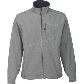 Fly Racing Gray Black Ops Jacket - 354-6206S