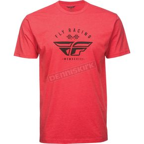 Fly Racing Red Patriarch Premium T-Shirt - 352-0862X