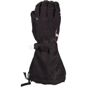 509 Black Backcountry Gloves - 509-GLOBAC-13-MD