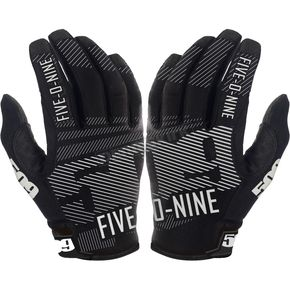 509 Black Low 5 Gloves - 509-GLOL5B-16-2X