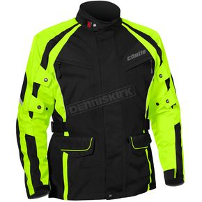 Castle X Hi-Vis/Black Mission Air Jacket - 17-1638
