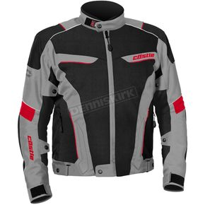 Castle X Gray/Red Max Air Jacket - 17-1519