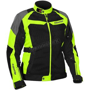 Castle X Women's Hi-Vis Passion Air Jacket - 17-1832
