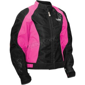 Castle X Women's Magenta Desire Jacket - 16-3289