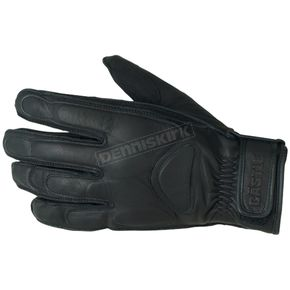 Castle X Women's Black Deluxe Summer Gloves - 20-2128