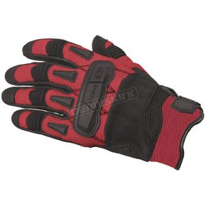 Castle X Red Blast Gloves - 20-4216