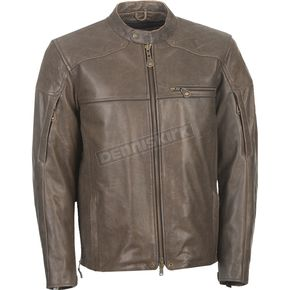 Highway 21 Brown Gasser Jacket - 489-10114X