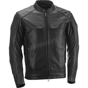 Highway 21 Black Gunner Jacket - 489-1014L