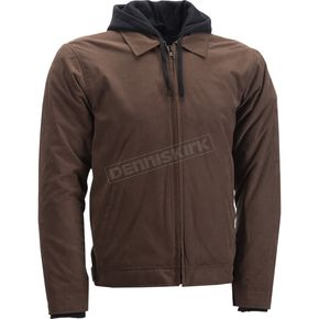 Highway 21 Brown Gearhead Jacket - 489-11024X