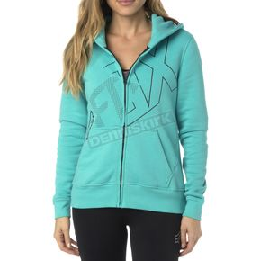 Fox Women's Splash Attent Zip Hoody - 18134-394-M
