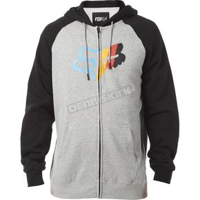 Fox With A Win Zip Hoody - 18264-040-XL
