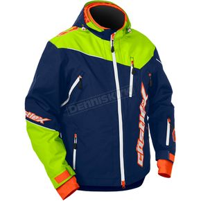 Castle X Navy/Hi-Vis Rival Jacket - 70-6029