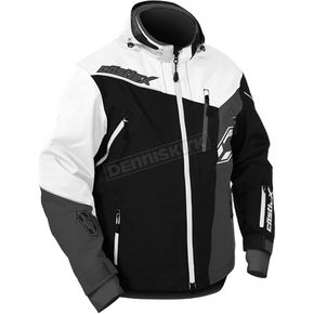 Castle X Black/White Rival Jacket - 70-6099