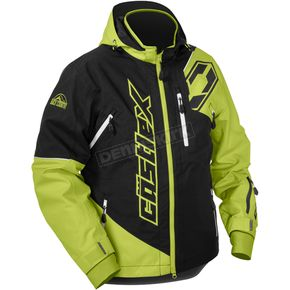 Castle X Lime/Black Stance Jacket - 70-6132