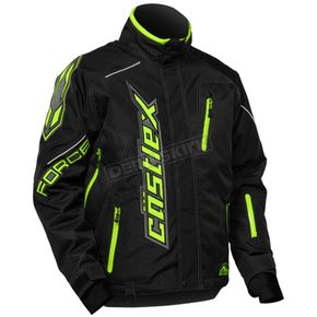 Castle X Black/Hi-Vis Force Jacket - 70-9559