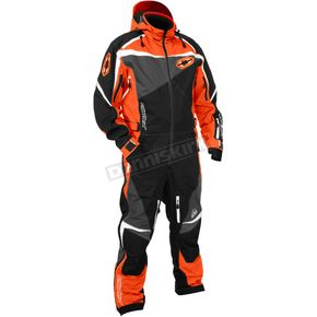 Castle X Orange/Black Freedom Monosuit - 73-9062