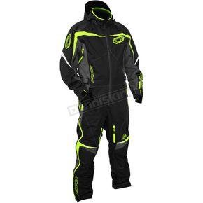 Castle X Black/Hi-Vis Freedom Monosuit - 73-9082