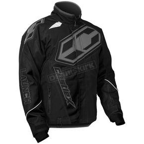 Castle X Black Launch G4 Jacket - 70-5472