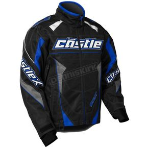 Castle X Blue/Black Bolt G4 Jacket - 70-5622