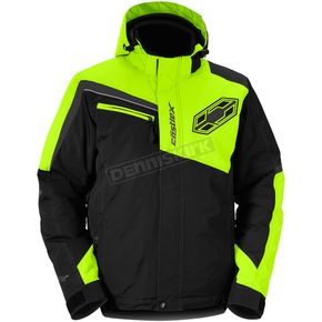Castle X Hi-Vis/Black Phase Jacket - 70-5939